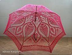 Картинки по запросу вязаные зонтики