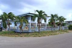 Vakantiewoning Suriname, Tourtonne 3 - Huurwoning Suriname, Tourtonne 3 - Stagewoning Suriname, Tourtonne 3 Noer Pierkhanstraat Noord Villawoning