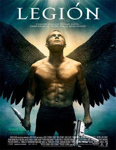 Poster Legión de ángeles
