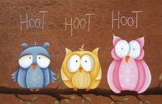 hoots (illustrator unknown)