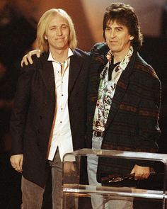 Tom & George-jammin in heaven together now♥️