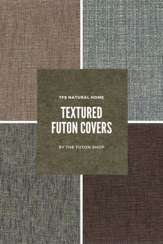Futon Slipcover, Slipcovers, Futon Covers, Letter Board, Lettering, Texture, Surface Finish, Cases