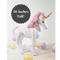 Unicorn Balloon  Unicorn Birthday Party  Unicorn Decorations