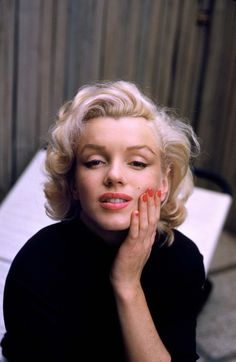 girl blonde gif honey sultry wow Monroe