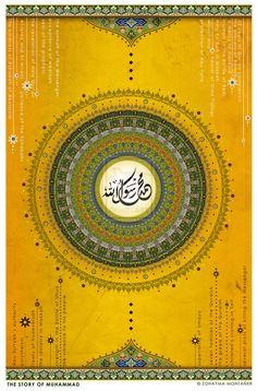 http://thesmashable.com/top-10-islamic-calligraphy-art-arabic-typography-beautiful-amazing-soulful/