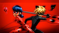 ❤ Get the best Miraculous Tales of Ladybug Cat Noir Wallpapers on WallpaperSet. Only the best HD background pictures. Ladybug E Catnoir, Comics Ladybug, Ladybug Und Cat Noir, Miraculous Ladybug Party, Miraculous Ladybug Wallpaper, Background For Photography, Photography Backdrops, Carrie, Cumpleaños Lady Bug