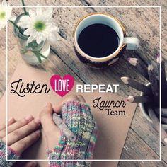 #ListenLoveRepeat Book Launch