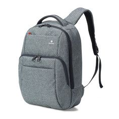 Portas Laptop Backpack Gray, $90, now featured on Fab.