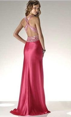 Love the back of this... I could never pull this off, but I think it is beautiful!