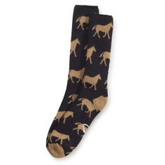 Plush Horsey Socks - Horse Themed Gifts, Clothing, Jewelry and Accessories all for Horse Lovers   Back In The Saddle