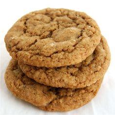 Cape Cod Soft Molasses Cookies: looking for love…: Blog | King Arthur Flour