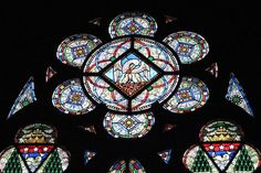 Tribute to Notre Dame (video) Tag Art, Notre Dame, Stained Glass, Cathedral, Wordpress, France, Beautiful, Stained Glass Windows, French Resources