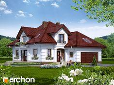 Projekt domu Dom w daturach