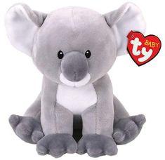 e2cea42b0cf Cherish Koala Baby Ty Plush Toy  cuddly Give companion