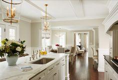 Decor Home Ideas White Kitchen