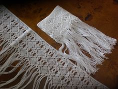 macrame pattern how to | Uncinetto&Ricamo