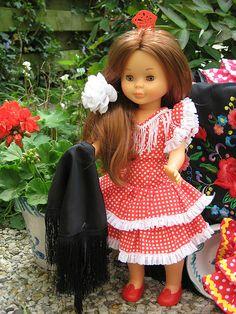Nancy flamenca.