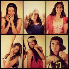 Cimorelli!!!!!!!!!! I LOVE THEM