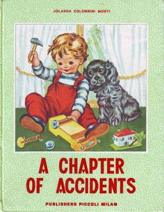 A Chapter of Accidents illustrated by Mariapia Franzoni