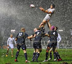 Rugby in the rain  Sports Illustrated