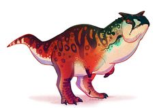 Carnotaurus - Lackofa
