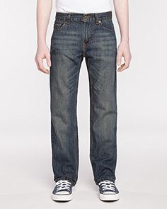 Levi's Big Boys' 505 Regular Fit Jean, Roadie - our-shopping-store.com