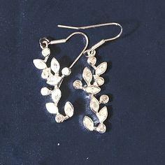Newbridge Silverware Flower Drop Earrings Irish Jewelry, Claddagh, Drop Earrings, Boutique, Flowers, Gifts, Presents, Florals, Drop Earring