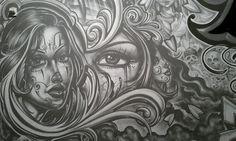 Cholo Tattoo art is what I like.