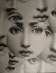 The famous FACE of Lina Cavalieri, who was the inspiration for the Piero Fornasetti illustrations Anais Nin, Quote Collage, Words To Live By Quotes, Piero Fornasetti, Italian Painters, Opera Singers, Art For Art Sake, Beautiful Gifts, Real Beauty
