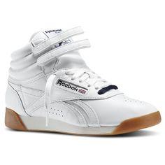 fc7f500071f1a Reebok - Freestyle Hi Fitness White Reebok