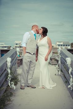 Bryce Lafoon Photography L Sunset Beach NC Wedding