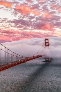 Earth Pics | Golden Gate Bridge, San Francisco