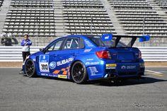 Subaru · WRX STI NBR Challenge No.