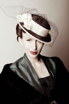 Raceware Millinery - Made by Jo-Anne. Ann Whatley · Vintage Women s Hats 07f7664d3565