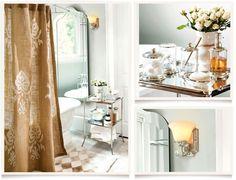 Claire Bathroom Decor | Ballard Designs