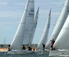 BUCS Yachting Championships 2017 day 2