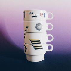 TOTEM MUGS by josearoda