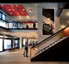 Built by Haworth Tompkins in Liverpool, United Kingdom with date 2013. Images by Philip Vile. The Liverpool Everyman is a new theatre, won in open European competition, for an internationally regarded producing ...
