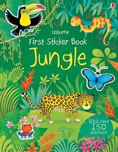 Show details for First Sticker Book Jungle