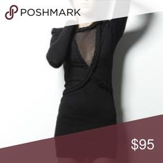 For love and lemons bodycon dress Sheer front panel. This dress makes all boobs look amazing!! For Love and Lemons Dresses Long Sleeve