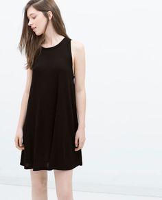Image 2 of SHIFT DRESS from Zara