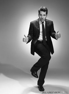 Paul Rudd...oh how I loved him ever since I set eyes on him in Clueless
