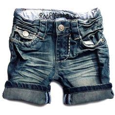 Johnny Be Good Denim Shorts