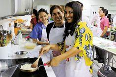 Eventos corporativos en Nuchef Cooking Studio. Fotografía y texto por Brenda Cervantes.