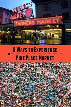 8 Things to Do at Pike Place Market in Seattle, Washington | Say Hello To America