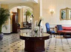 The Fairfax at Embassy Row Hotel Lobby