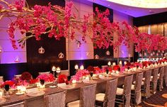 Floral Chandeliers « David Tutera Wedding Blog • It's a Bride's Life • Real Brides Blogging til I do!