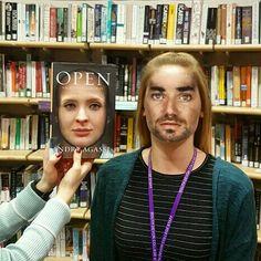 #faceswap #bookfacefriday South Devon College