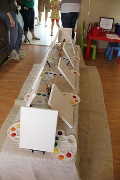 Rainbow Artist Birthday party. (scheduled via http://www.tailwindapp.com?utm_source=pinterest&utm_medium=twpin&utm_content=post52012572&utm_campaign=scheduler_attribution)
