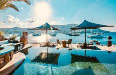 Luxury Suites, Wedding Summer, Private Pool, Greek Islands, Mykonos, Luxury Travel, Villas, Patio, Beach
